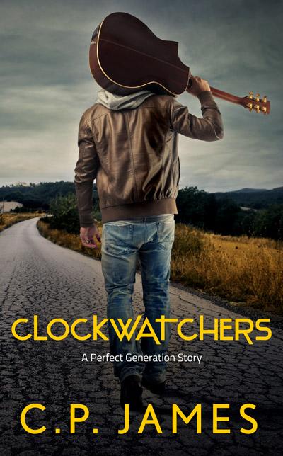 Clockwatchers Cover
